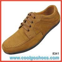 comfortable lace up men casual shoes distribution