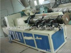 PVC trunking machine manufacture