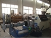 wasted PE film granulating line