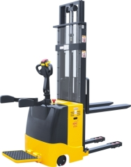 Stand-on Full Electric Stacker