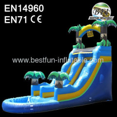 Inflatable Water Slide China