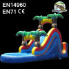 Water Pool Inflatable Jungle Water Slide