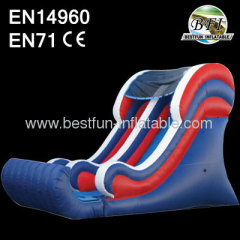 Inflatable Dry/Wet Slide For Sale