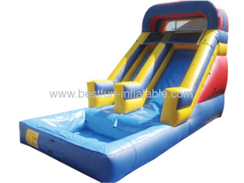 Inflatable Small Pool Slide