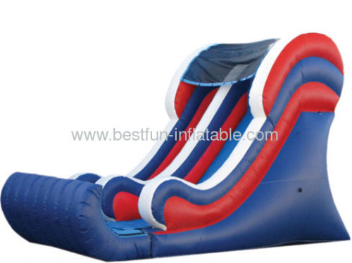 Wet / Dry Inflatable Slide