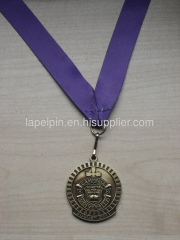 Anti Silver Plating Medallion