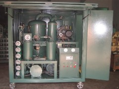Insulating oil dehydrator oil recycling oil filter equipment