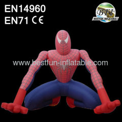 Inflatable Cartoon Spiderman Model