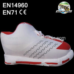 2014 Inflatable Shoe Replica