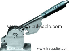 brake handle for agriculrure machinery