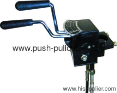 loader gear shift control handle