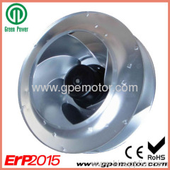 Brushless EC Centrifugal Fan for Containment room Cabinet