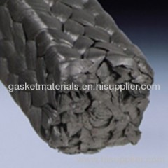Carbonized Fiber Braided Packing
