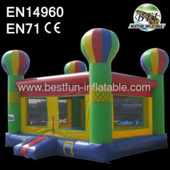Hot Air Balloon Inflatable Bouncers