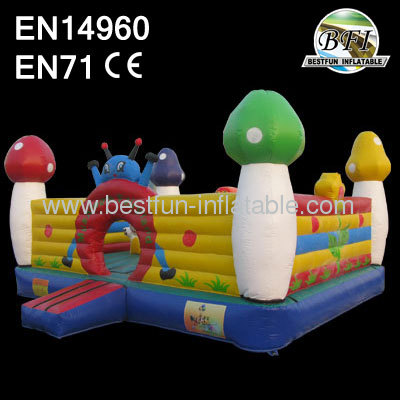 Indoor Inflatable Bouncers For Kids