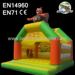 Inflatable Squirrel Bounce House