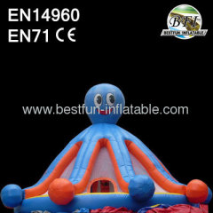 Big Octopus Bounce Houses For Sale