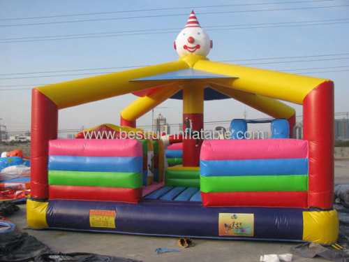 Ultimate Combo Inflatable Bounce House