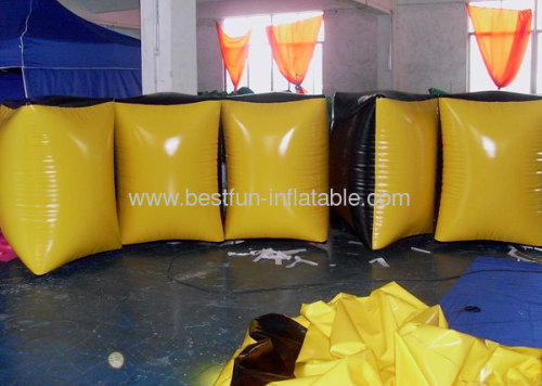 Mini Inflatable Paintball Bunkers