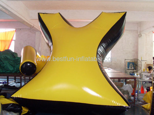 X Inflatable PVC Bunker