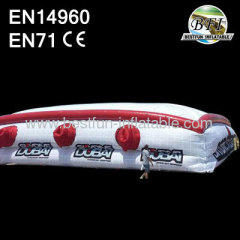 Inflatable Attraction With Strong PVC