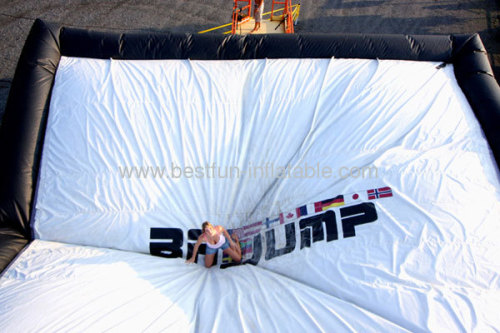 Big Air Bag For Freestyle