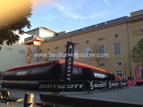 Big Air Bag For Stunts