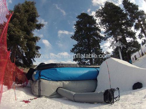 Jump Air Bag For Snowboard