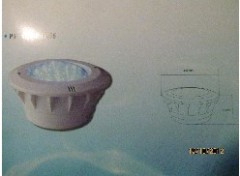 RECESSED POOL LIGHT FOR PAR56 LAMP