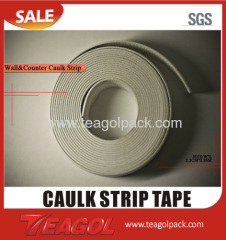 Wall & Countertop Caulk Strip Tape 41.5mm x 1.8m/3m/3.35m/5m
