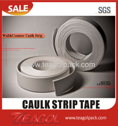 Wall Amp Countertop Caulk Strip Tape 22mm X 1 8m 3m 3 35m 5m
