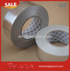 Alum Foil Reinforced Kraft Tape