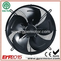 EC Axial Fans impeller for commercial refrigerators EMC 115V