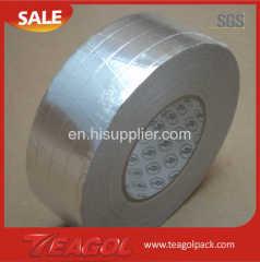 Reinforced Alum Foil Kraft Tape