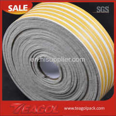 EPDM Weather Sealing Strip