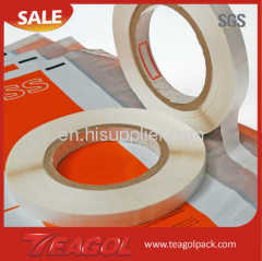 d.s. Permanent sealing tape