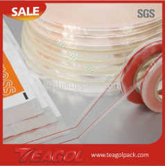 bag Resealable Sealing Tape