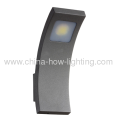 3W Aluminium Garden Lamp IP54 with Build-in Costant Current
