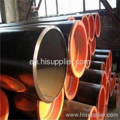 Low carbon cold drawn pipes