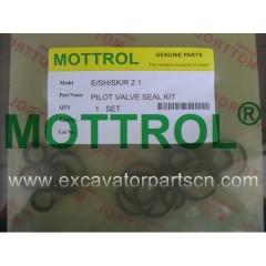CAT E2.1 Pilot valve seal kit
