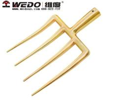 Non Sparking Fork, Four Prong