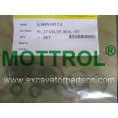 CAT E2.8 Pilot valve seal kit