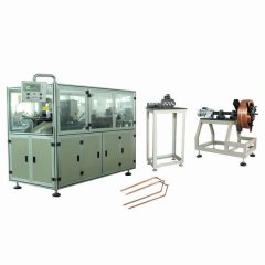 Flat Wire Straighten and Cutting Machine