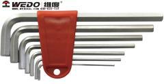 Long Arm Hex Key Set-7pcs