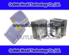 2013 plastic injection thin wall box mold