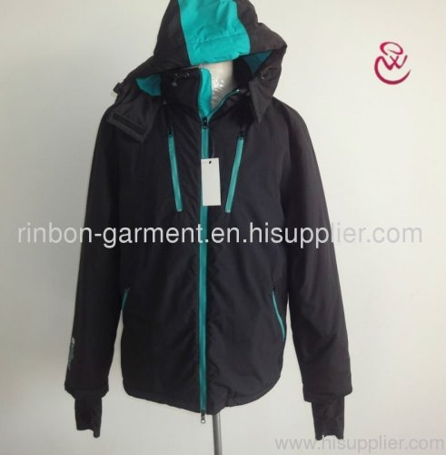 COOL STYLE SPORT WINTER JACKET. from China manufacturer - HEFEI