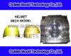 Kevlar bulletproof helmet compression mould