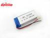 rechargeable lithium polymer battery 3.7V 280mAh factory wholesale