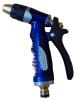 2-function zinc garden hose nozzle