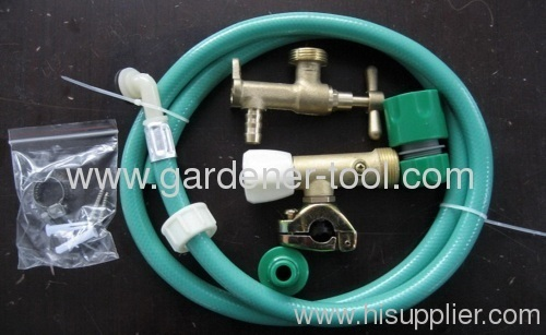 Garden Tap Kit Set with hose